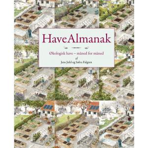 HaveAlmanak - Økologisk have, måned for måned