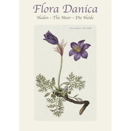 Flora Danica kortmappe - heden