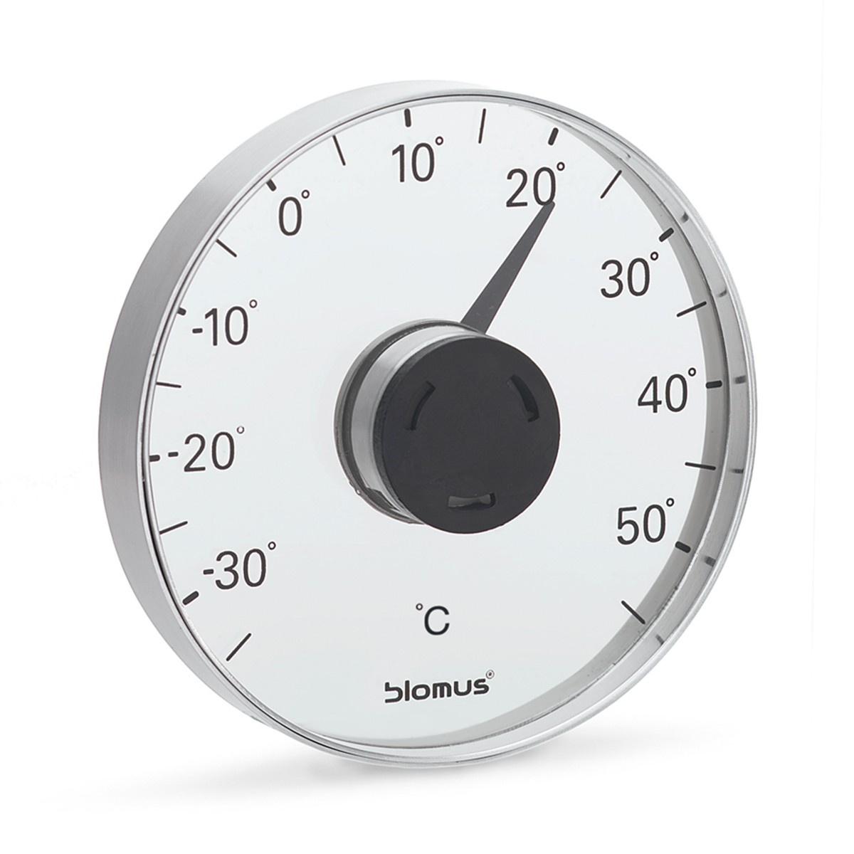 Blomus udendørstermometer til vinduesrude - Hokus Krokus 64d1092533dcc