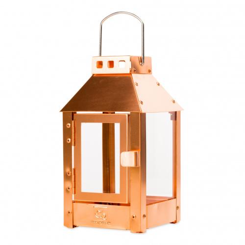 A2 Living lanterne, ægte kobber - 25 cm