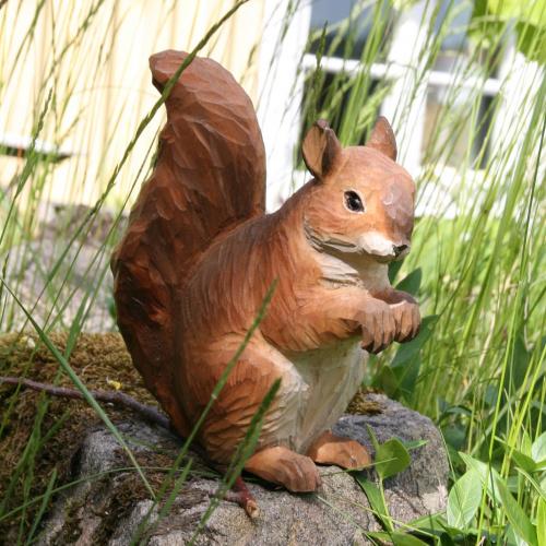 Wildlife Garden trædyr - egern