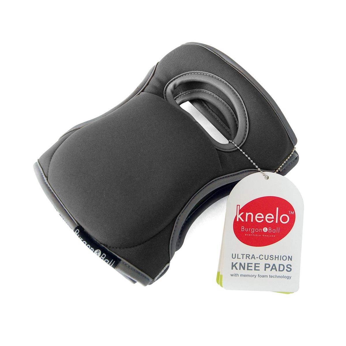 Burgon & Ball knæbeskyttere - grå