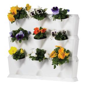 Minigarden Vertical plantevæg - sort