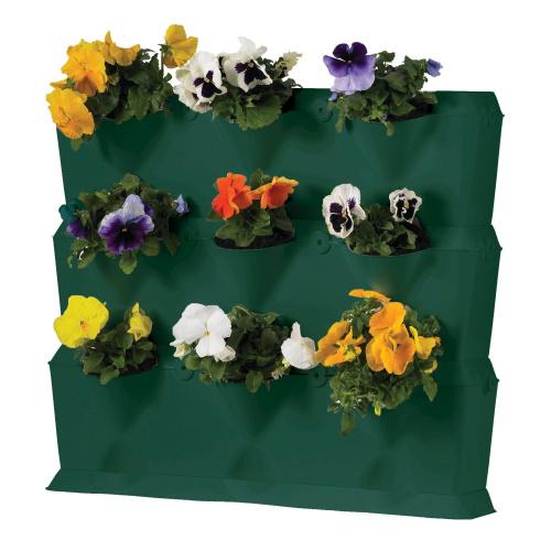 Minigarden Vertical plantevæg - grøn