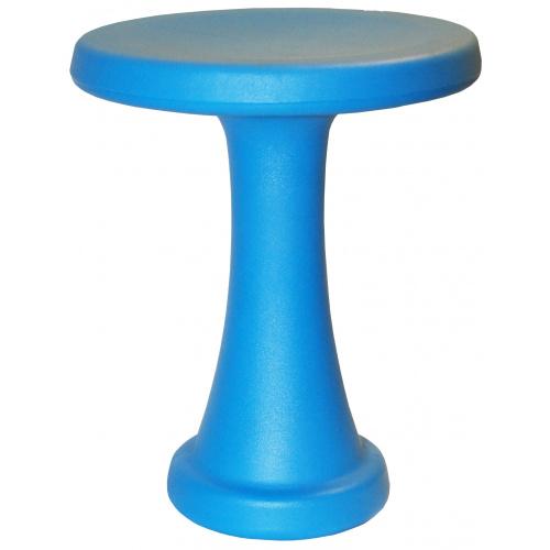 OneLeg skammel, 32 cm - blå