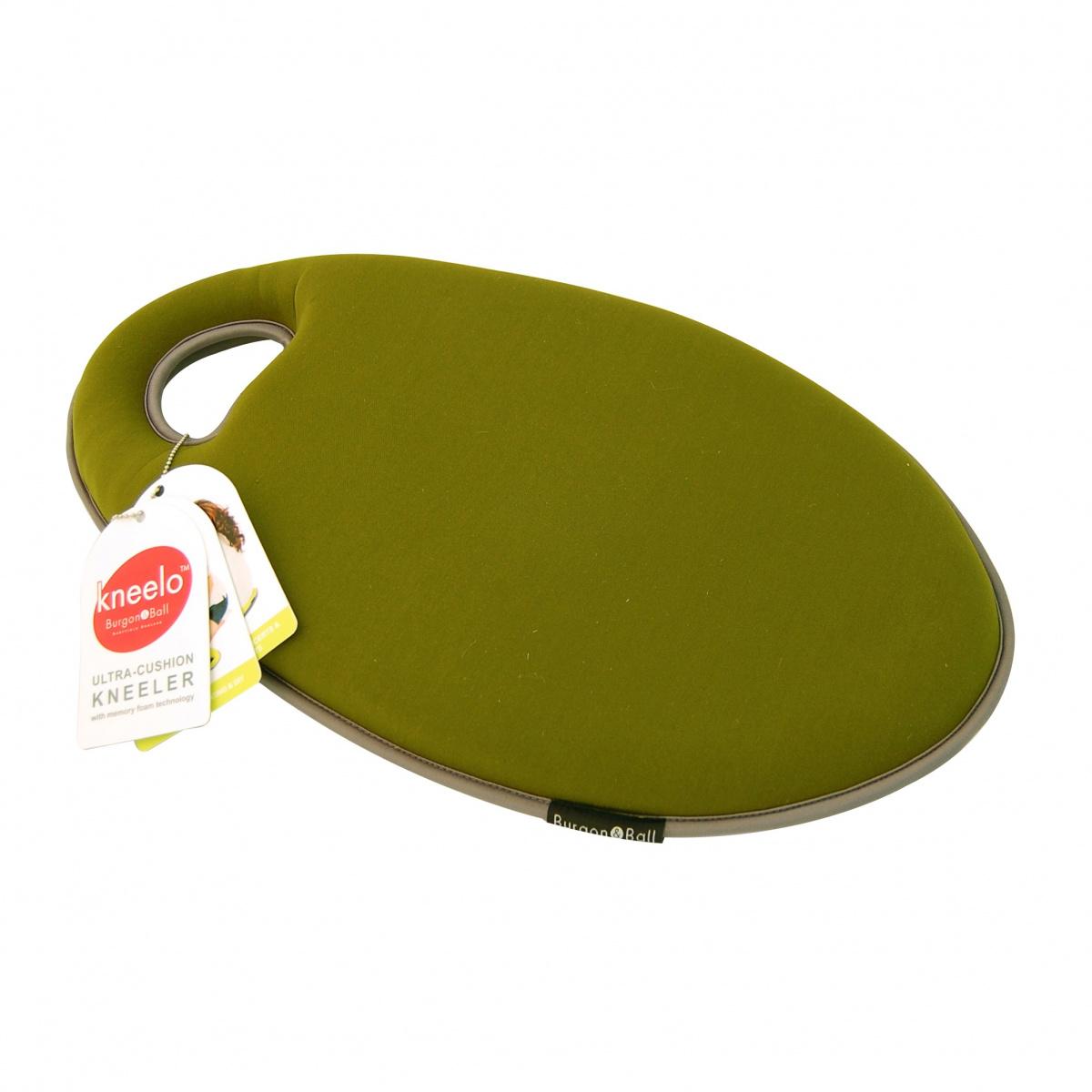 Burgon & Ball knæpude/siddepude - mosgrøn