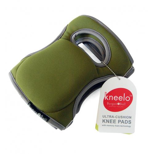 Burgon & Ball knæbeskyttere - mosgrøn