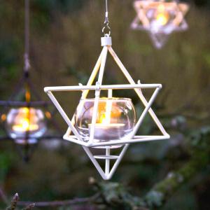 Wildlife Garden fyrfadsglas til stjerne