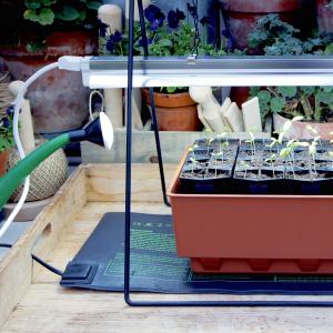 Nelson Garden Rootmaster minidrivhus