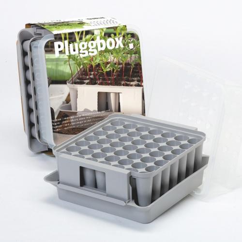 Nelson Garden Pluggbox mini drivhus