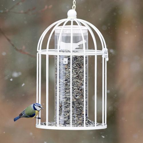 Nelson Garden foderautomat til fuglefrø
