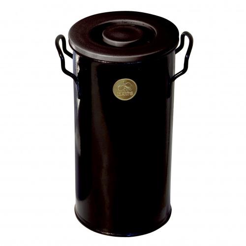 Haws kompostspand, 4 liter - sort