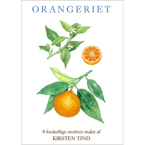 Koustrup & Co. kortmappe - orangeriet
