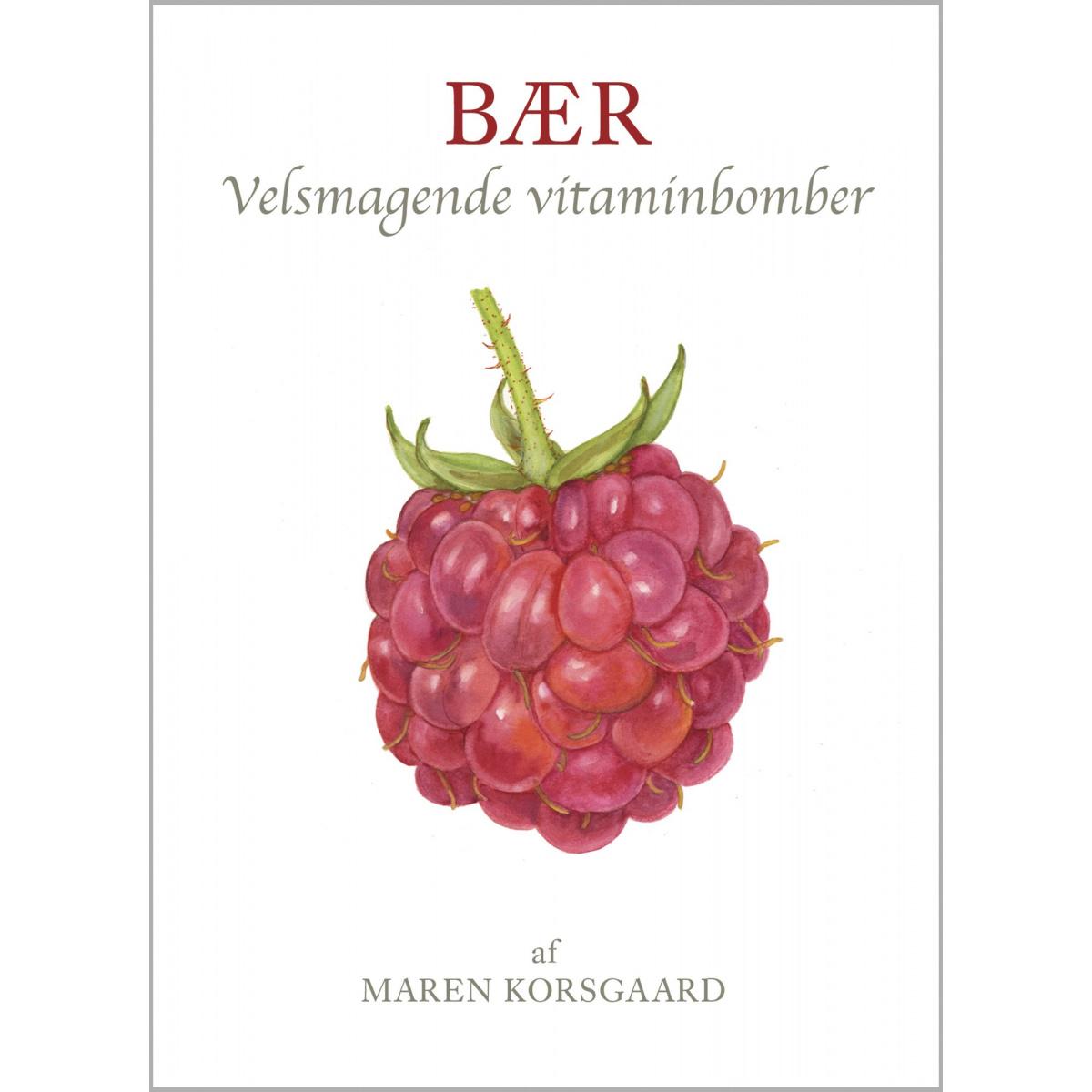 Bær - velsmagende vitaminbomber