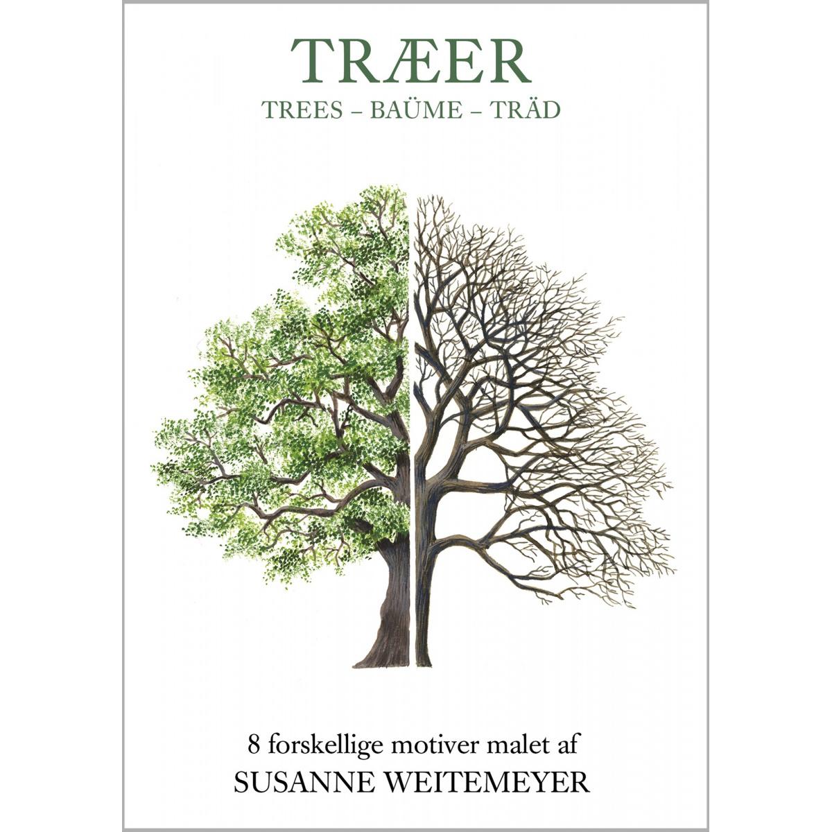 Koustrup & Co. kortmappe - træer