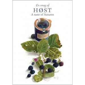 Koustrup & Co. kortmappe - en smag af høst
