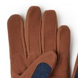 Burgon & Ball havehandsker, dame - denim