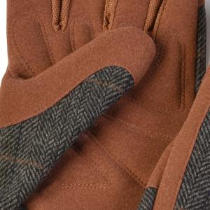 Burgon & Ball havehandsker, herre - tweed