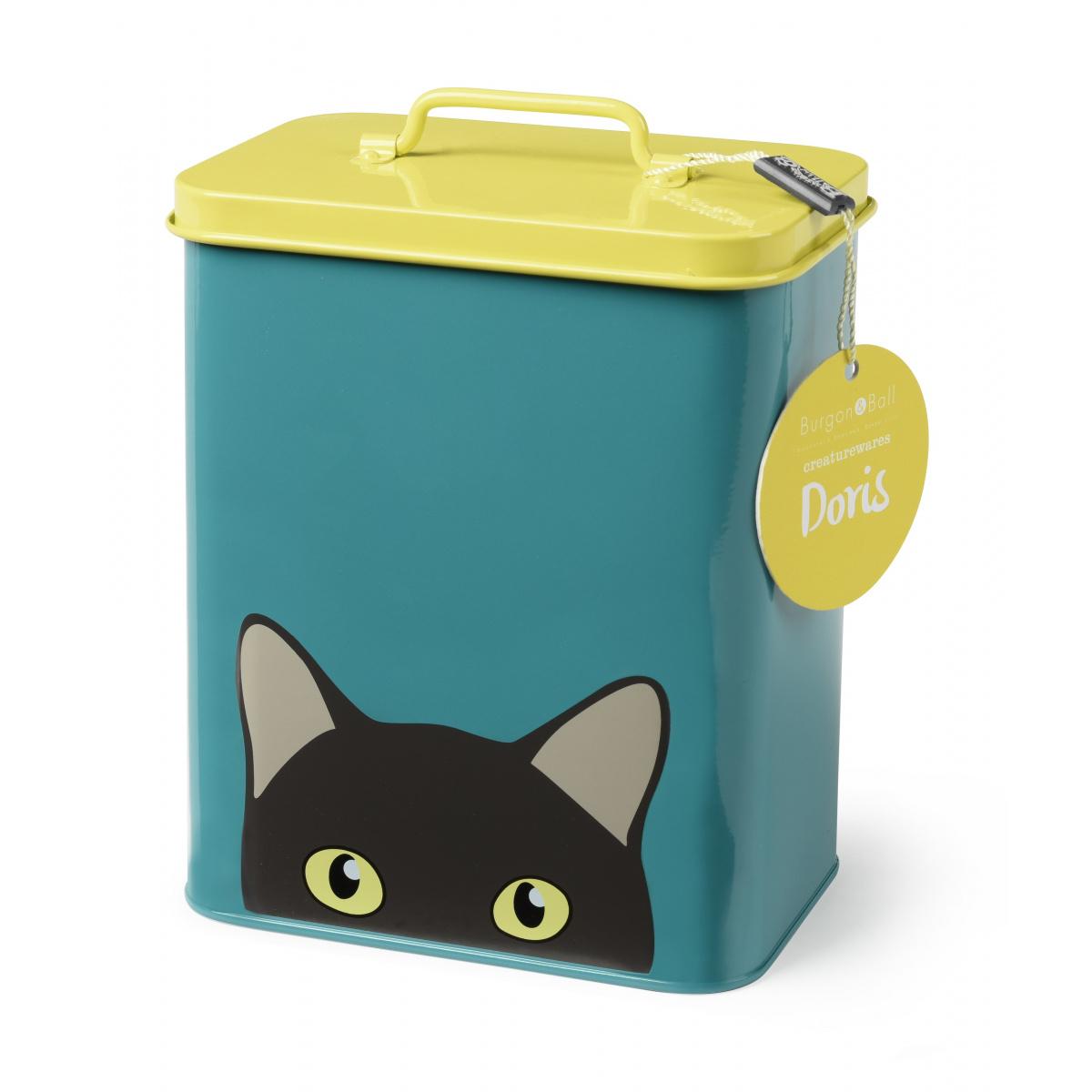 Burgon & Ball opbevaringsdåse - kat