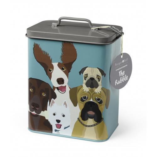 Burgon & Ball opbevaringsdåse - hunde