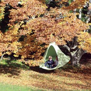 Cacoon Double - løvgrøn