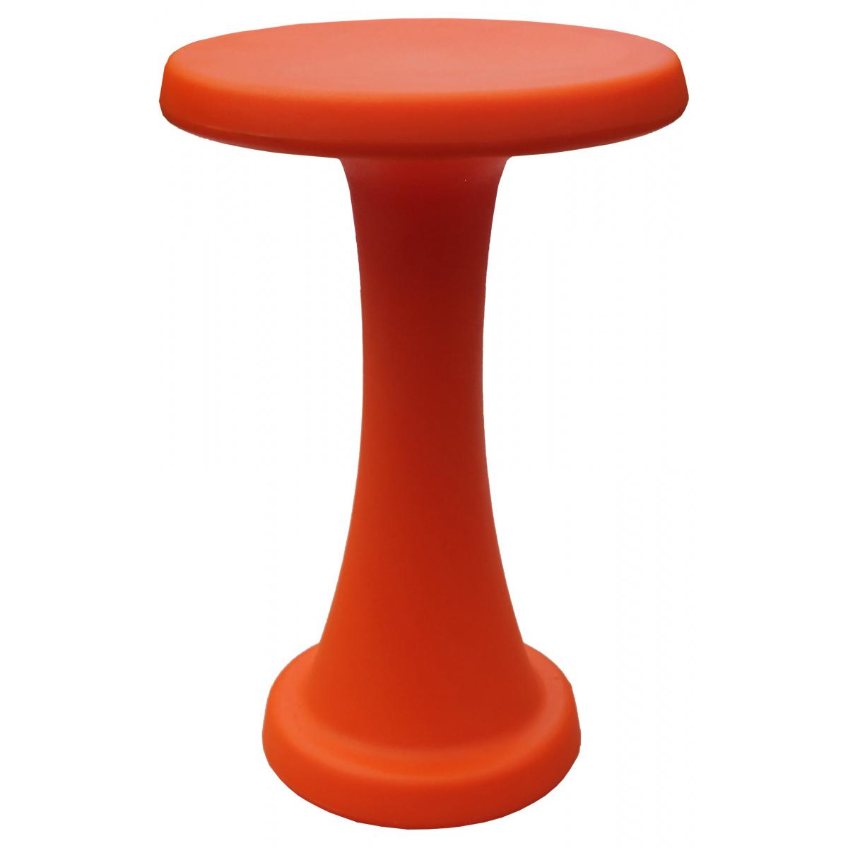 OneLeg 40 skammel - orange