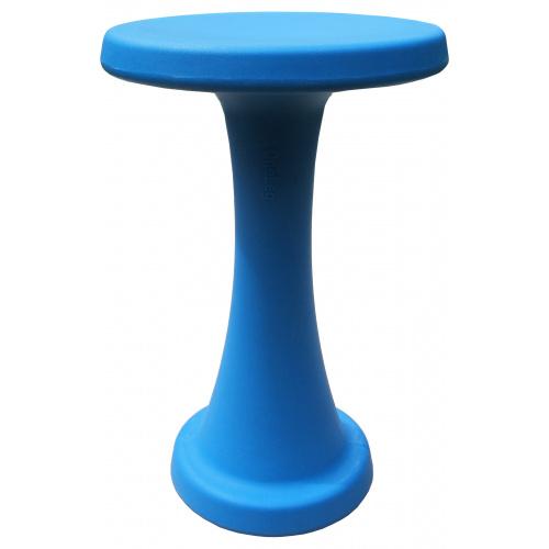 OneLeg skammel, 40 cm - blå