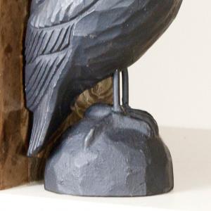 Wildlife Garden støbejernsfugl - ugle