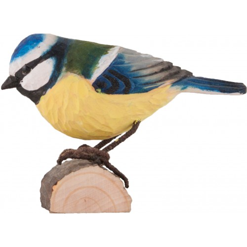 Wildlife Garden træfugl - blåmejse