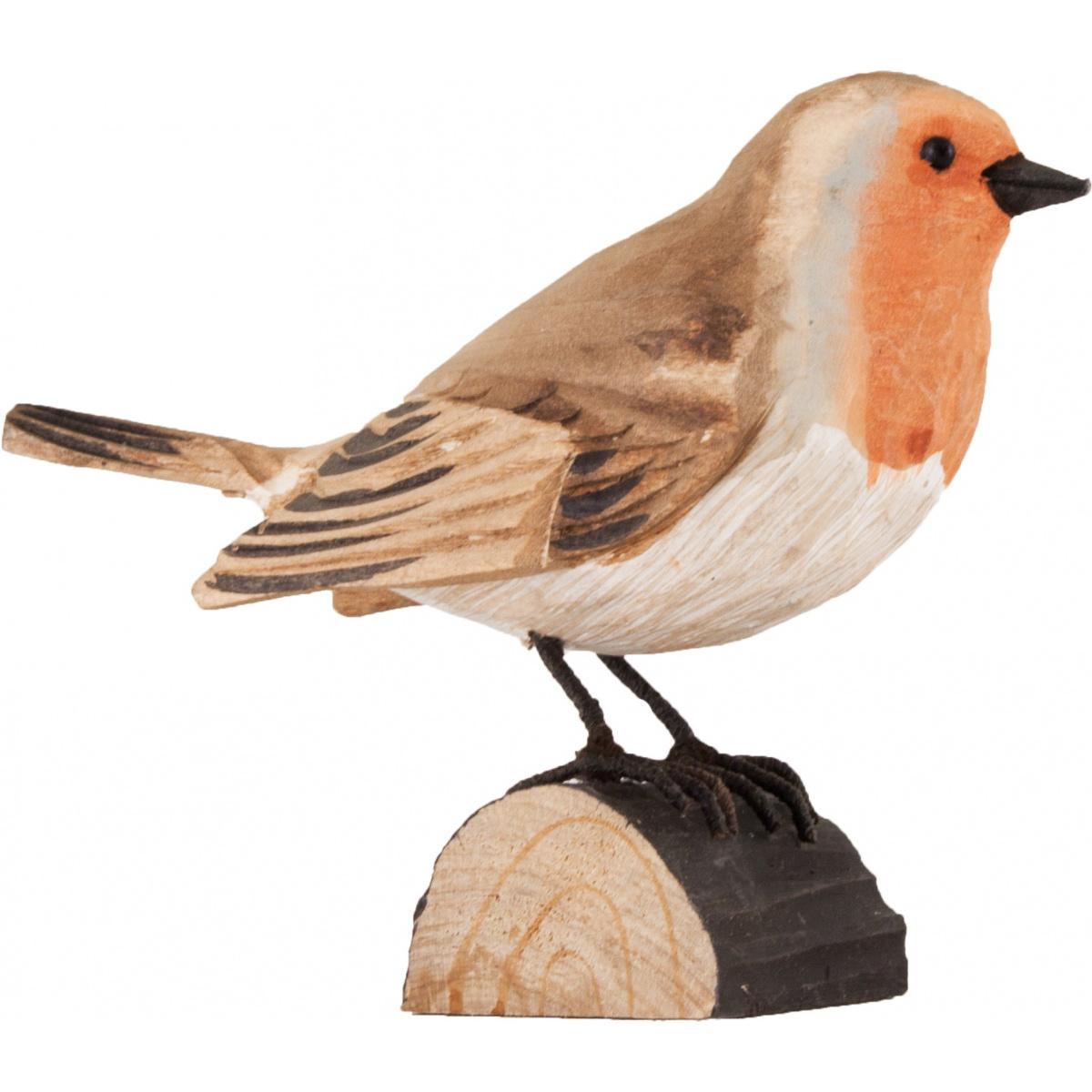 Wildlife Garden træfugl - rødhals