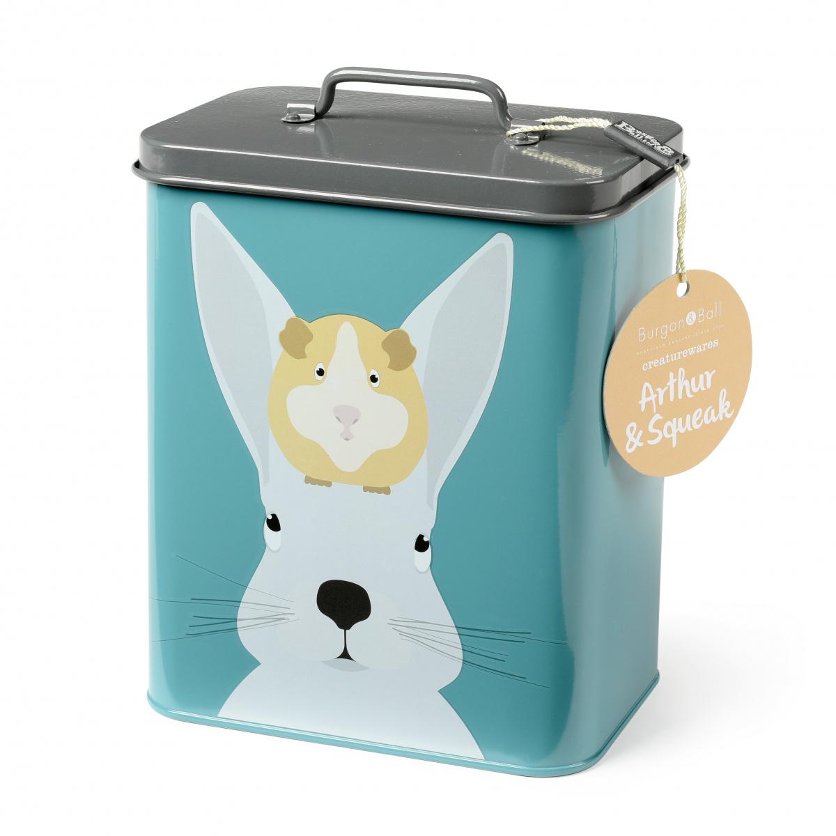 Burgon & Ball opbevaringsdåse - kanin/marsvin