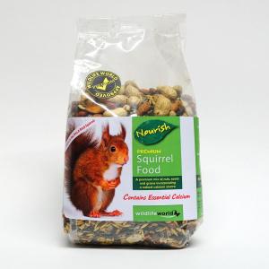 Wildlife World egernfoder, 1 kg