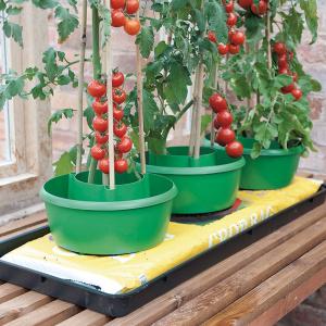 Garland planteringe, 3 stk.