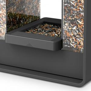 Emsa foderautomat - granit