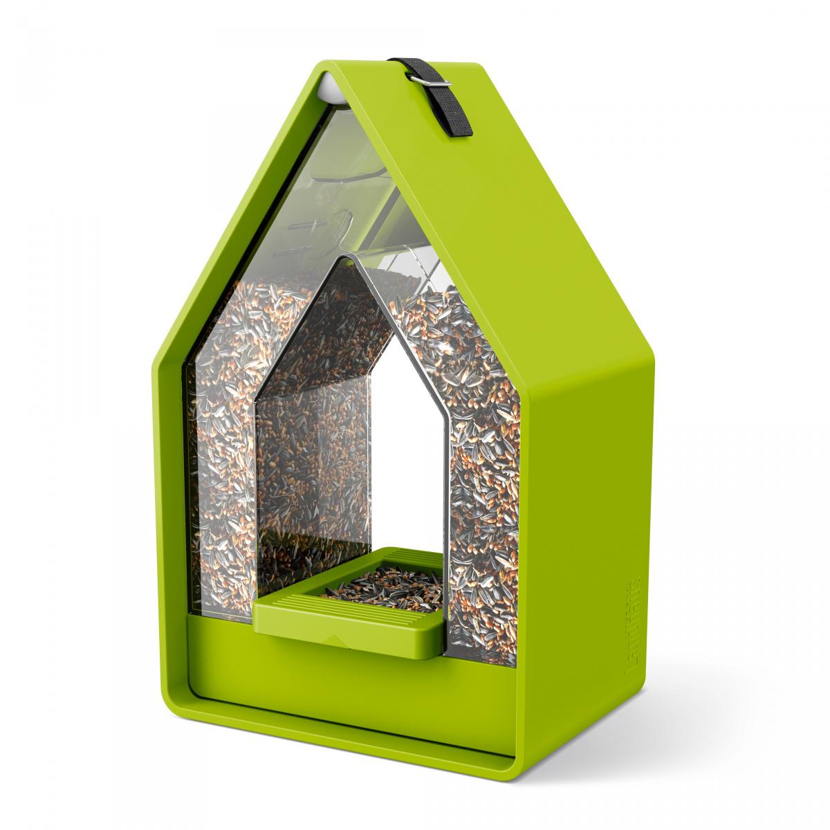 Emsa foderautomat - grøn