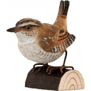 Wildlife Garden træfugl - gærdesmutte