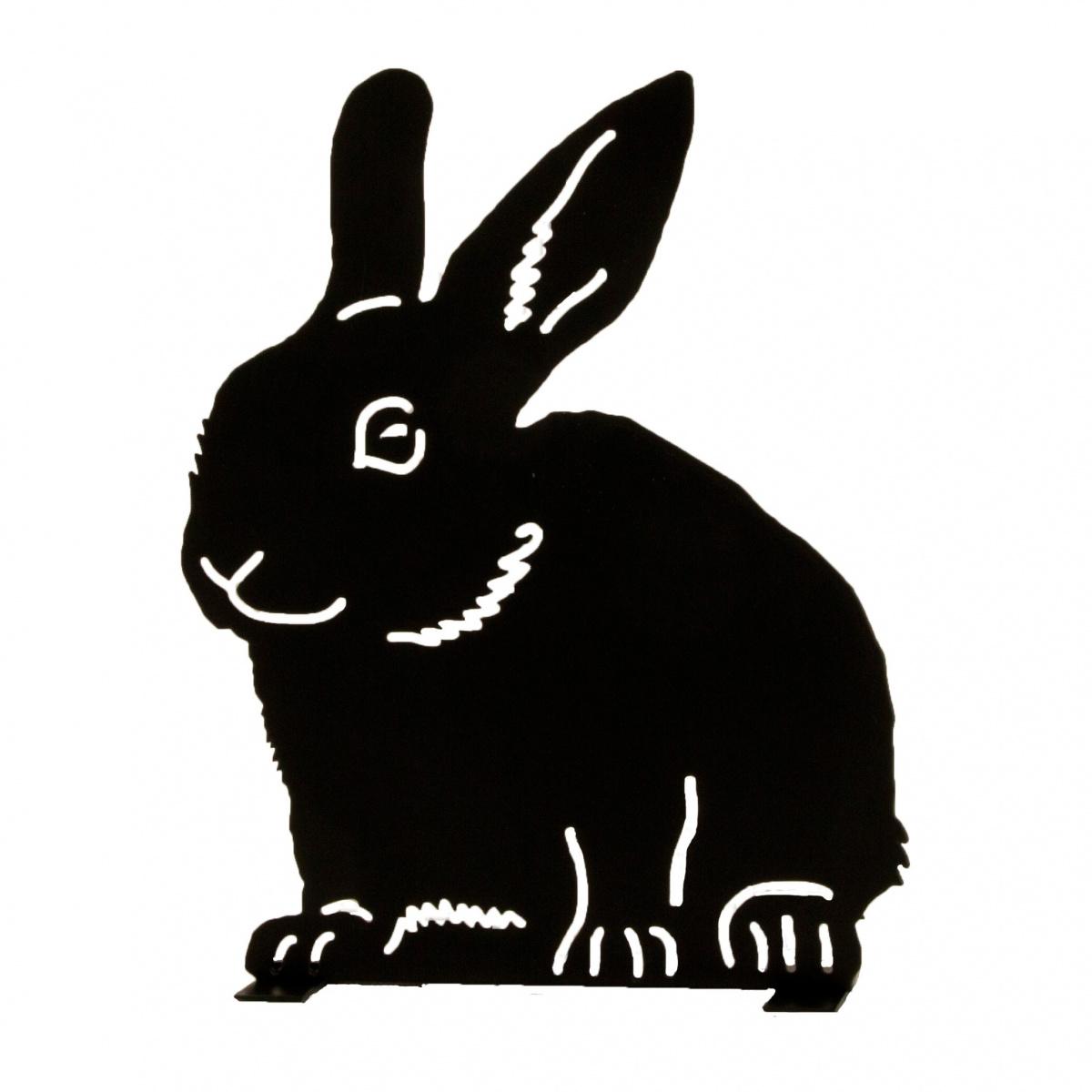 Wildlife Garden dyresilhuet - kanin