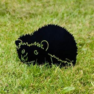 Wildlife Garden dyresilhuet - pindsvin