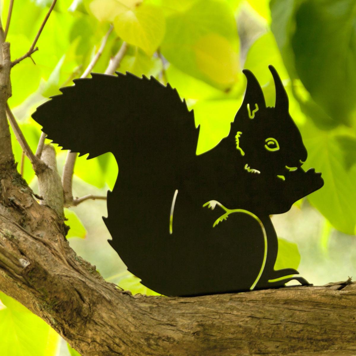 Wildlife Garden dyresilhuet - egern