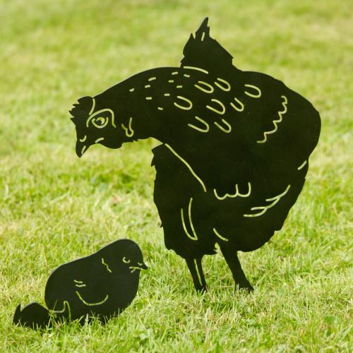 Bemærk at den viste kylling ikke medfølger - kan købes særskilt