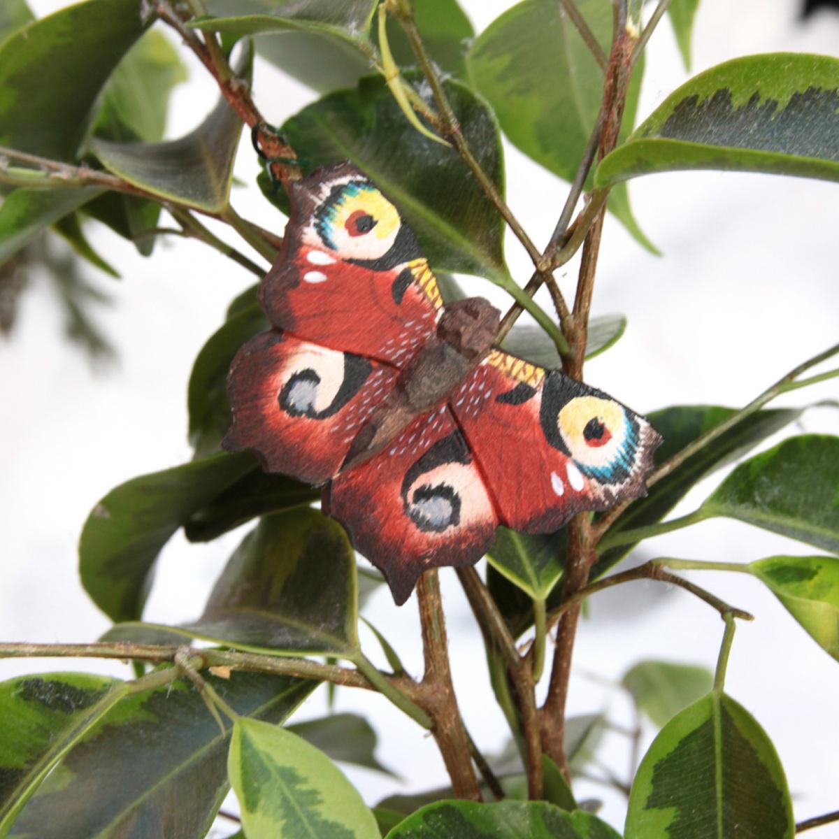 Wildlife Garden sommerfugl - dagpåfugleøje