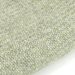 Tweedmill uldplaid - Illusion Green/Grey