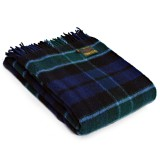 Tweedmill uldplaid - Tartan Graham of Menteith