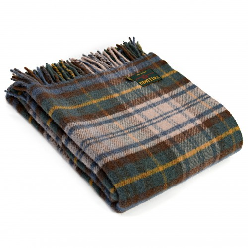 Tweedmill uldplaid - Tartan Antique Dress Gordon