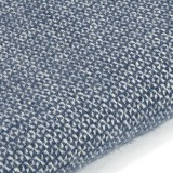 Tweedmill uldplaid - Illusion Blue Slate