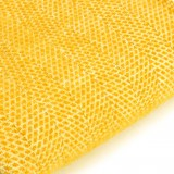 Tweedmill uldplaid - Beehive Yellow