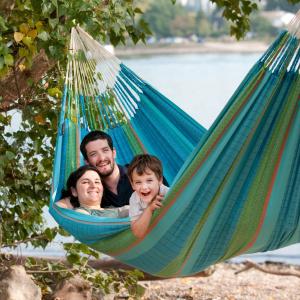 La Siesta hængekøje, familie, øko - Flora Curaçao