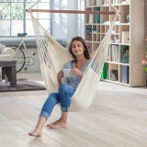 La Siesta hængestol, øko - natur