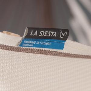 La Siesta hængestol, kingsize, øko - Habana Nougat