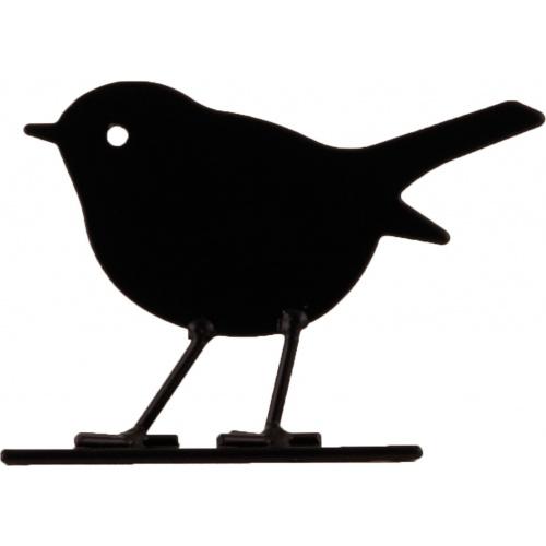 Wildlife Garden fuglesilhuet - rødhals